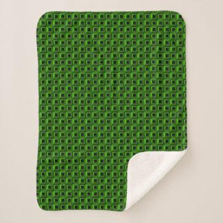 Barnacles in Green Sherpa Blankets