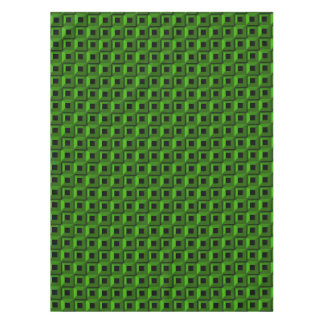 Barnacles in Green Tablecloth