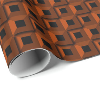 Barnacles in Orange Wrapping Paper