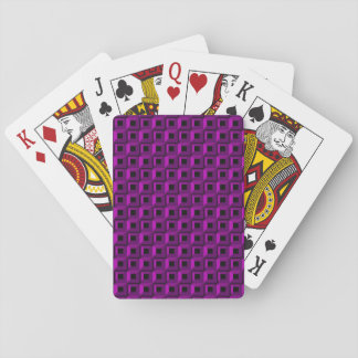 Barnacles in Purple Playing Cards