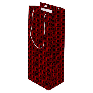 Barnacles in Red 3 Sizes Gift Bags