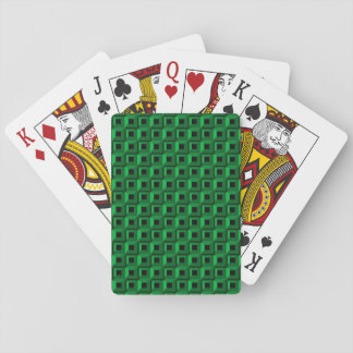 Barnacles in Teal Playing Cards