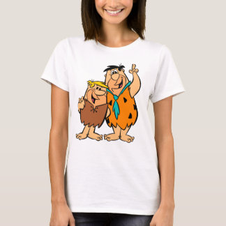 Barney Rubble and Fred Flintstone T-Shirt