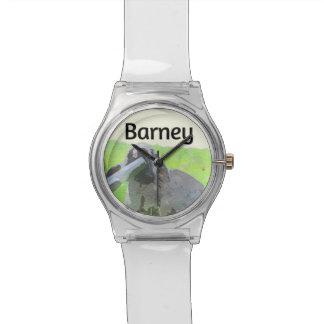 Barney Scuttlebum Watch