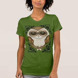 Barney The Barn Owl Decorative Tee