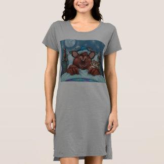 Barney the Bear sleep shirt