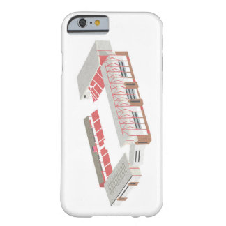 Barnsley Barely There iPhone 6 Case