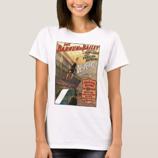 Barnum and Bailey Desperado's Leap for Life T-Shirt