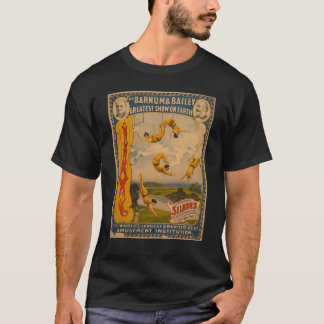 Barnum & Bailey / Trapeze Artists T-Shirt