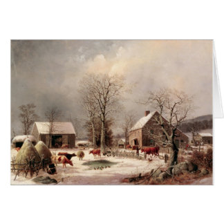 Barnyard Card