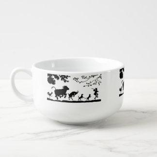 Barnyard Soup Mug