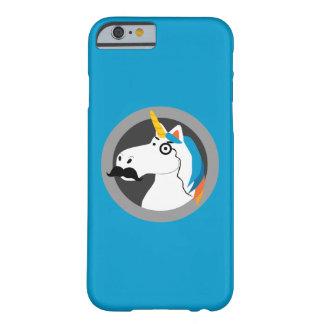 Baron Cornelius Unicorn with Mustache iPhone Case