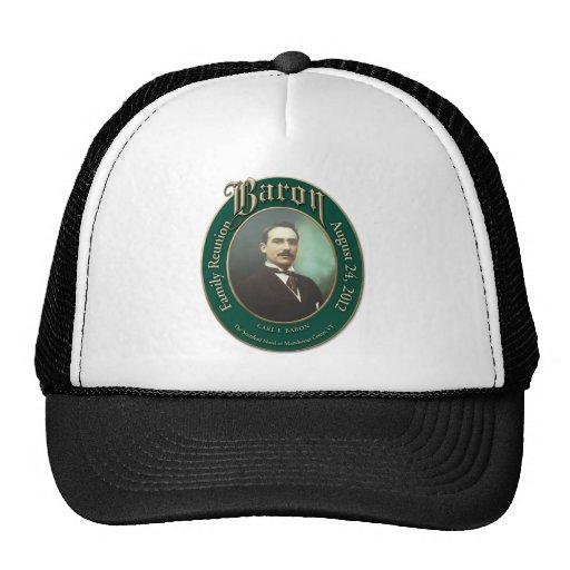 Baron Family Reunion 2012 Hats
