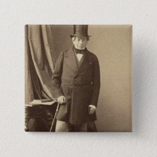 Baron James Rothschild 15 Cm Square Badge