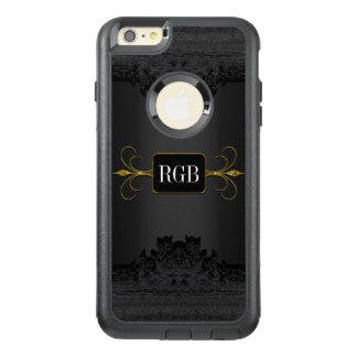 Baronesta Black Beauty Pretty Personalized OtterBox iPhone 6/6s Plus Case