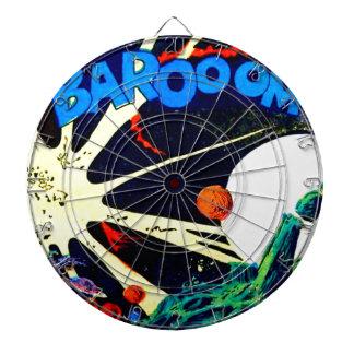 Barooom! Dartboard