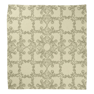 baroque grange pattern. bandana