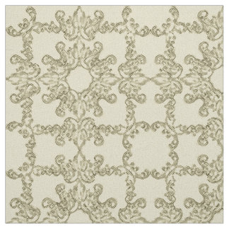 baroque grunge pattern. fabric