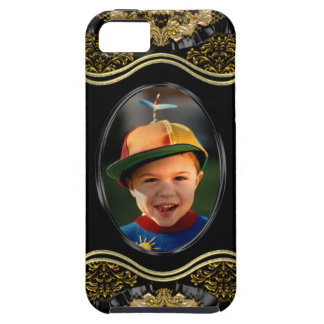 Baroque Insert your own Photo iPhone 5 Covers