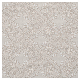 baroque lace pattern fabric