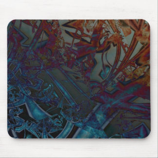 Baroque Spire Mouse Pad