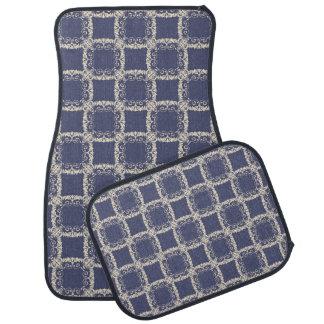 baroque style seamless pattern car mat