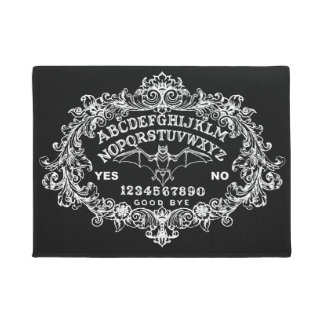 Baroque Witch Board Door Mat