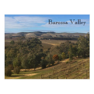 barossa view postcard