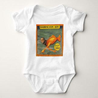 Barracuda Ape Baby Bodysuit