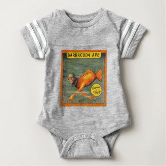 Barracuda Ape Baby Bodysuit
