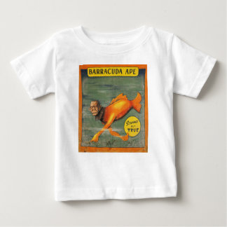 Barracuda Ape Baby T-Shirt