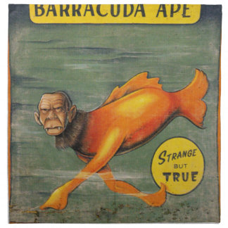 Barracuda Ape Napkin