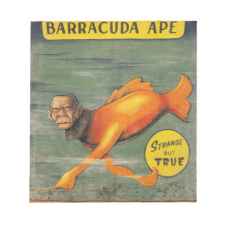Barracuda Ape Notepad