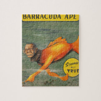 Barracuda Ape Puzzle