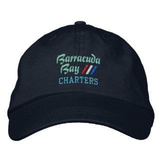 BARRACUDA BAY cap Embroidered Cap