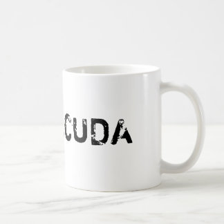 BARRACUDA COFFEE MUG