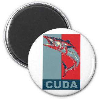 Barracuda Icondized 6 Cm Round Magnet