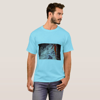 Barracuda/Octopus T-Shirt