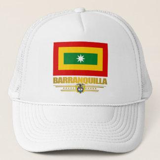 Barranquilla Flag Trucker Hat