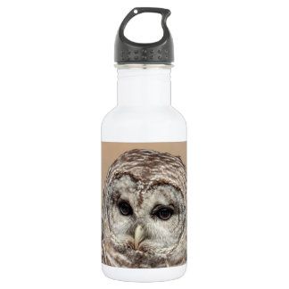 Barred Owl 532 Ml Water Bottle