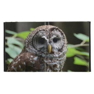 Barred Owl iPad Case