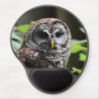 Barred Owl Gel Mouse Mat