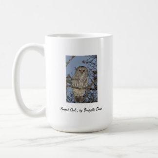 Barred Owl - I Love Birding - Coffee Mug