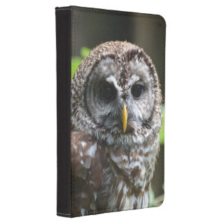 Barred Owl Kindle Touch Case