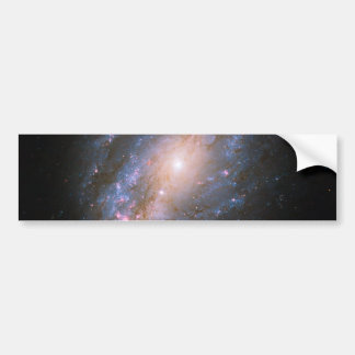 Barred Spiral Galaxy Bumper Stickers