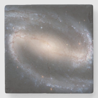 Barred Spiral Galaxy NGC 1300 Stone Coaster