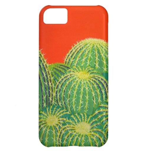 Barrel Cactus Case For iPhone 5C