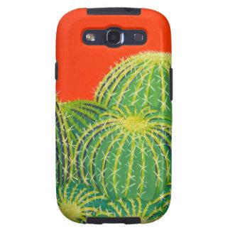 Barrel Cactus Galaxy S3 Cover