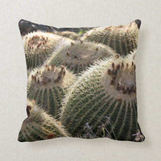Barrel Cactus Throw Cushion