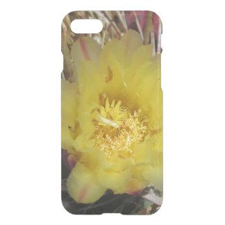 Barrel Cactus Fishhook Yellow iPhone 7 Case